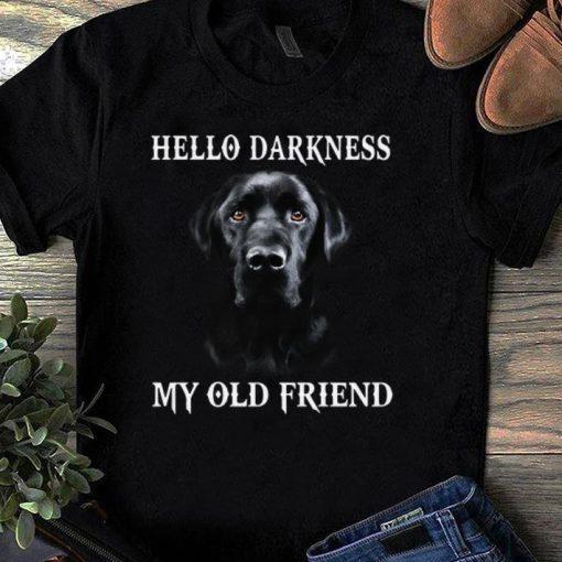 Premium Hello Darkness My Old Friend Dog Lover shirt 1 1 510x510 - Premium Hello Darkness My Old Friend Dog Lover shirt