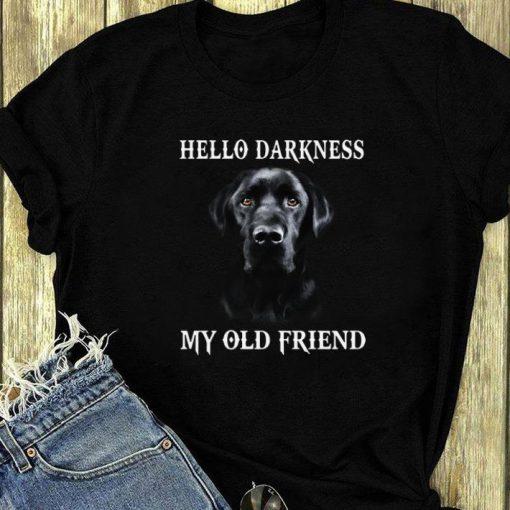Premium Hello Darkness My Old Friend Dog Lover shirt 3 1 510x510 - Premium Hello Darkness My Old Friend Dog Lover shirt