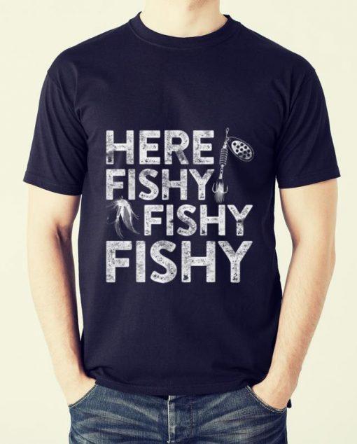 Premium Here Fishy Fishy Fishy Fisherman shirt 2 1 510x634 - Premium Here Fishy Fishy Fishy Fisherman shirt