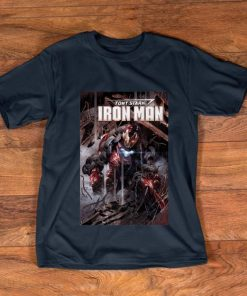 Premium Marvel Iron Man Tony Stark Comic shirt 1 1 247x296 - Premium Marvel Iron Man Tony Stark Comic shirt