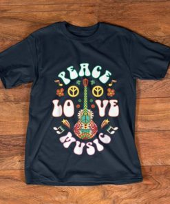 Premium Peace Love Music Guitar Hippies Retro shirt 1 1 247x296 - Premium Peace Love Music Guitar Hippies Retro shirt
