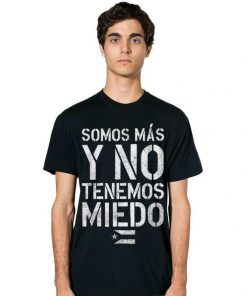 Premium Somos Mas Y No Tenemos Miedo Puerto Rico Flag shirt 2 1 247x296 - Premium Somos Mas Y No Tenemos Miedo Puerto Rico Flag shirt