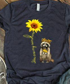 Premium You Are My Sunshine Raccoons Sunflower shirt 1 1 247x296 - Premium You Are My Sunshine Raccoons Sunflower shirt