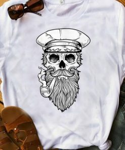 Pretty Captain Skull Smoking With A Pipe Fishing shirt 1 1 247x296 - Pretty Captain Skull Smoking With A Pipe Fishing shirt