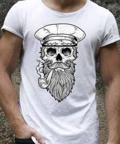 Pretty Captain Skull Smoking With A Pipe Fishing shirt 2 1 247x296 - Pretty Captain Skull Smoking With A Pipe Fishing shirt