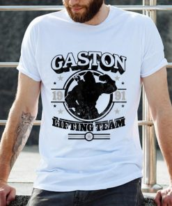 Pretty Disney Beauty And The Beast Gaston Lifting Team shirt 2 1 247x296 - Pretty Disney Beauty And The Beast Gaston Lifting Team shirt