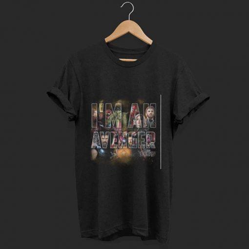 Pretty Marvel Avengers Infinity War I Am An Avenger shirt 1 1 510x510 - Pretty Marvel Avengers Infinity War I Am An Avenger shirt