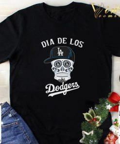 Skull dia de Los Angeles Dodgers shirt 1 1 247x296 - Skull dia de Los Angeles Dodgers shirt
