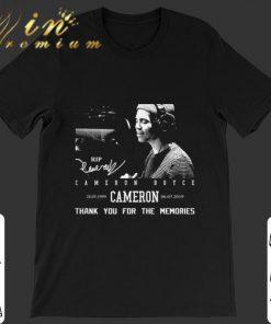 Thank you for the memories Rip Cameron Boyce 1999 2019 signature shirt 1 1 247x296 - Thank you for the memories Rip Cameron Boyce 1999-2019 signature shirt