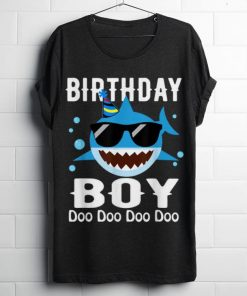 Top Birthday Boy Shark Doo Doo Doo With Sunglass shirt 1 1 247x296 - Top Birthday Boy Shark Doo Doo Doo With Sunglass shirt