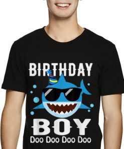 Top Birthday Boy Shark Doo Doo Doo With Sunglass shirt 2 1 247x296 - Top Birthday Boy Shark Doo Doo Doo With Sunglass shirt