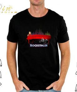 Top Elton John playing red piano Rocketman signature shirt 2 1 247x296 - Top Elton John playing red piano Rocketman signature shirt