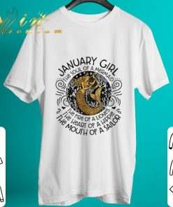 Top January girl the soul of a mermaid the fire of a lioness shirt 2 1 247x296 - Top January girl the soul of a mermaid the fire of a lioness shirt