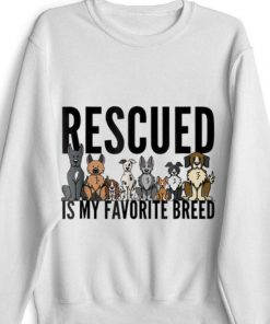 Top Rescued Is My Favorite Breed shirt 1 1 247x296 - Top Rescued Is My Favorite Breed shirt