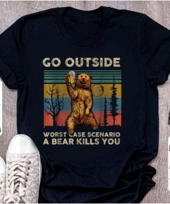 Top Vintage Go Outside Worst Case Scenario A Bear Kills You shirt 1 1 247x296 - Top Vintage Go Outside Worst Case Scenario A Bear Kills You shirt