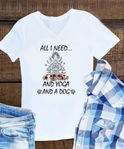 Awesome All I Need Is Love And Yoga And A Dog Flowers shirt 1 1 247x296 - Awesome All I Need Is Love And Yoga And A Dog Flowers shirt