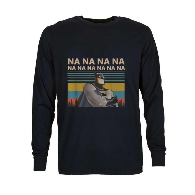 Awesome Batman na na na na na vintage shirt