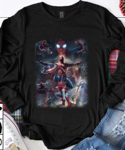 Awesome Captain America Shield Marvel Spider Man Far From Home shirt 1 1 247x296 - Awesome Captain America Shield Marvel Spider Man Far From Home shirt