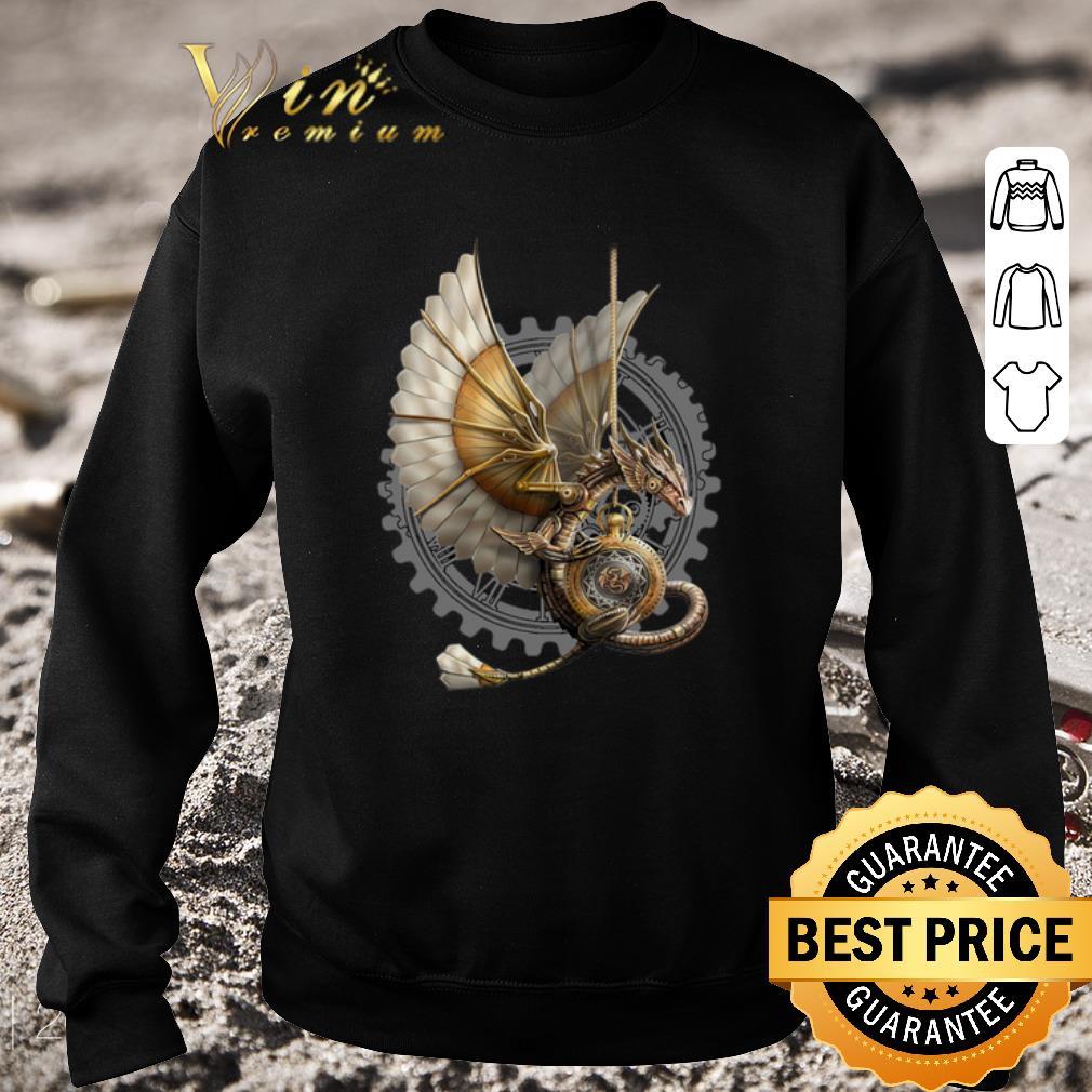 Awesome Cyber dragon machine shirt
