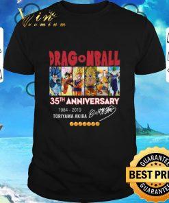 Awesome DragonBall Z 35th anniversary 1984 2019 Toriyama Akira Signature shirt 1 1 247x296 - Awesome DragonBall Z 35th anniversary 1984-2019 Toriyama Akira Signature shirt