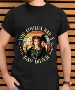 Awesome Halloween Hocus Pocus You Coulda Had A Bad Witch Vintage shirt 2 1 247x296 - Awesome Halloween Hocus Pocus You Coulda Had A Bad Witch Vintage shirt
