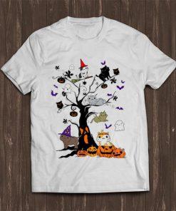 Awesome Hallowen Cat On Tree Halloween Costume shirt 1 1 247x296 - Awesome Hallowen Cat On Tree Halloween Costume shirt
