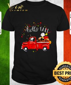 Awesome Hello fall Snoopy Driving Truck Charlie Brown Woodstock Hardvest shirt 1 1 247x296 - Awesome Hello fall Snoopy Driving Truck Charlie Brown Woodstock Hardvest shirt