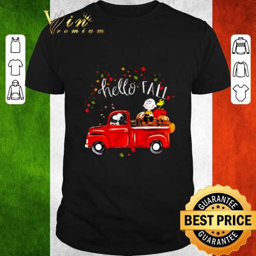 Awesome Hello fall Snoopy Driving Truck Charlie Brown Woodstock Hardvest shirt 1 1 510x510 - Awesome Hello fall Snoopy Driving Truck Charlie Brown Woodstock Hardvest shirt