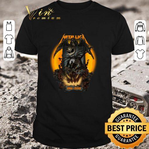 Awesome Jack Skellington Metallica 1981 2019 Halloween shirt 1 1 510x510 - Awesome Jack Skellington Metallica 1981-2019 Halloween shirt