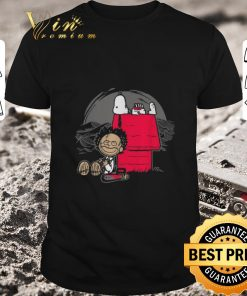 Awesome Leatherface and Snoopy s House shirt 1 1 247x296 - Awesome Leatherface and Snoopy's House shirt
