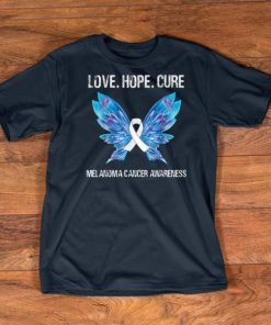 Awesome Love Hope Cure Melanoma Skin Cancer Awareness Butterfly shirts 1 1 247x296 - Awesome Love Hope Cure Melanoma Skin Cancer Awareness Butterfly shirts