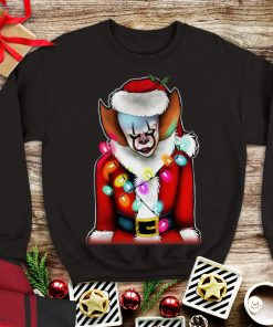 Awesome Pennywise Santa Claus Halloween Christmas shirt 1 1 247x296 - Awesome Pennywise Santa Claus Halloween Christmas shirt