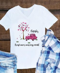 Awesome Pink Ribbon Car Tree October Breast Cancer Awareness Month shirt 1 1 247x296 - Awesome Pink Ribbon Car Tree October Breast Cancer Awareness Month shirt