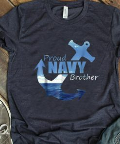 Awesome Proud Navy Brother Best US Army shirt 1 1 247x296 - Awesome Proud Navy Brother Best US Army shirt