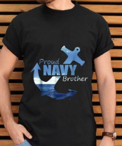 Awesome Proud Navy Brother Best US Army shirt 2 1 247x296 - Awesome Proud Navy Brother Best US Army shirt