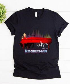 Awesome Rocketman Elton John Playing Piano Signature shirt 1 1 247x296 - Awesome Rocketman Elton John Playing Piano Signature shirt