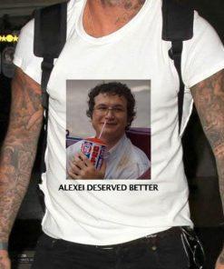 Awesome Stranger Things Season 3 Alexei Deserved Better shirt 2 1 247x296 - Awesome Stranger Things Season 3 Alexei Deserved Better shirt
