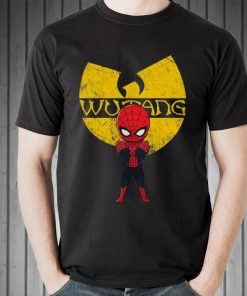 Awesome Wu Tang Clan Spiderman shirt 2 1 247x296 - Awesome Wu Tang Clan Spiderman shirt