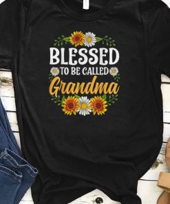 Blessed To Be Called Grandma Sunflower shirts 1 1 247x296 - Blessed To Be Called Grandma Sunflower shirts