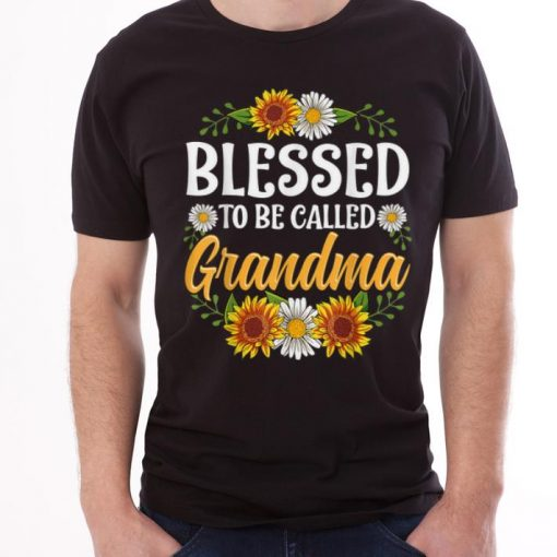 Blessed To Be Called Grandma Sunflower shirts 3 1 510x510 - Blessed To Be Called Grandma Sunflower shirts