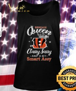 Funny Cincinnati Bengals queen classy sassy and a bit smart assy shirt 2 1 247x296 - Funny Cincinnati Bengals queen classy sassy and a bit smart assy shirt