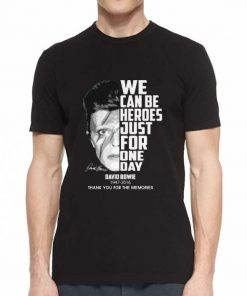 Funny David Bowie 1947 2016 we can be heroes just for one day shirt 2 1 247x296 - Funny David Bowie 1947-2016 we can be heroes just for one day shirt