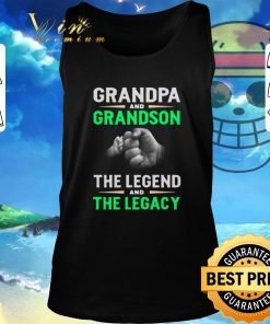 Funny Grandpa and grandson the legend and the legacy shirt 2 1 247x296 - Funny Grandpa and grandson the legend and the legacy shirt