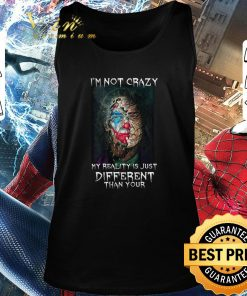 Funny Joker i m not crazy my reality is just different than your shirt 2 1 247x296 - Funny Joker i'm not crazy my reality is just different than your shirt