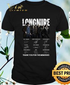 Funny Longmire signatures thank you for the memories Recovered shirt sweater 1 1 247x296 - Funny Longmire signatures thank you for the memories-Recovered shirt sweater