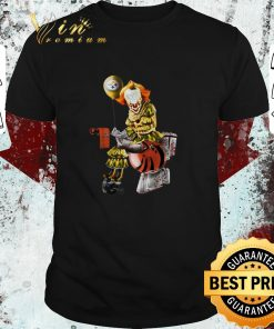 Funny Pennywise Steelers Cleveland Browns Cincinnati Bengals toilet shirt 1 1 247x296 - Funny Pennywise Steelers Cleveland Browns Cincinnati Bengals toilet shirt