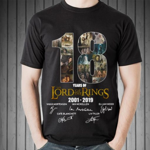 Hot 18 Years Of The Lord Of The Rings 2001 2019 Signatures shirt 2 1 510x510 - Hot 18 Years Of The Lord Of The Rings 2001-2019 Signatures shirt