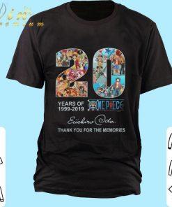 Hot 20 Years of One Piece Oda Eiichiro thank you for the memories shirt 1 1 247x296 - Hot 20 Years of One Piece Oda Eiichiro thank you for the memories shirt