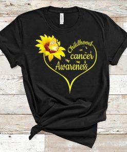 Hot Childhood Cancer Awareness Flower Butterfly Gold Ribbon shirt 1 1 247x296 - Hot Childhood Cancer Awareness Flower Butterfly Gold Ribbon shirt