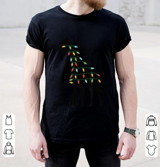 Hot Christmas Lights Giraffe shirt 2 1 510x534 - Hot Christmas Lights Giraffe shirt